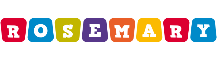 Rosemary kiddo logo