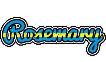 Rosemary sweden logo