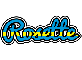 Rosette sweden logo