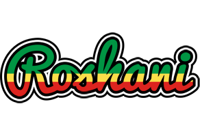 Roshani african logo