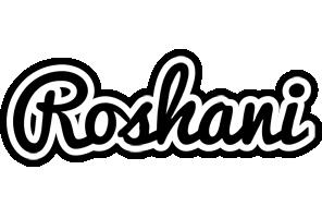 Roshani chess logo