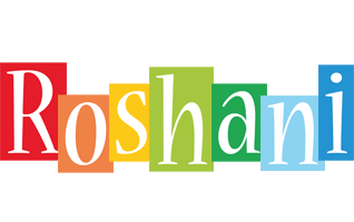 Roshani colors logo
