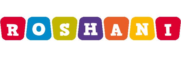 Roshani daycare logo