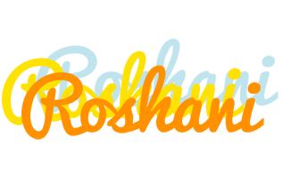 Roshani energy logo