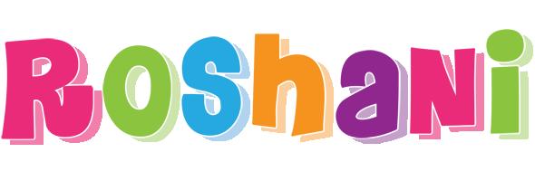 Roshani friday logo