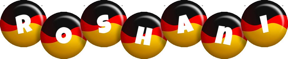 Roshani german logo
