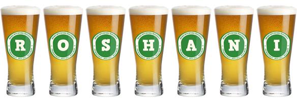 Roshani lager logo