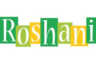 Roshani lemonade logo