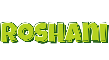Roshani summer logo