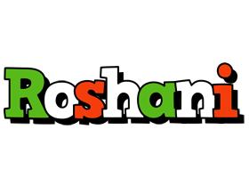 Roshani venezia logo