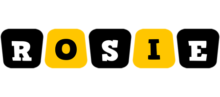 Rosie boots logo