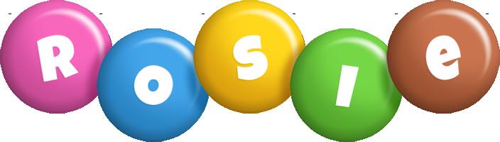 Rosie candy logo