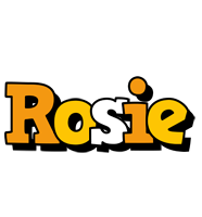 Rosie cartoon logo