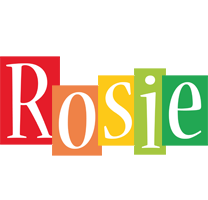 Rosie colors logo