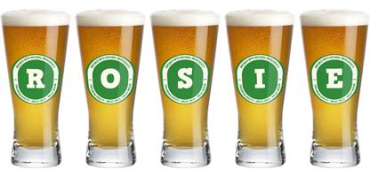 Rosie lager logo