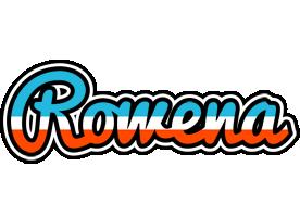 Rowena america logo