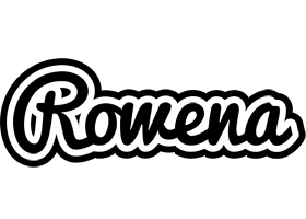 Rowena chess logo