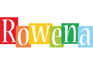Rowena colors logo