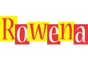 Rowena errors logo