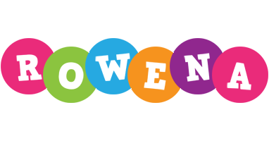 Rowena friends logo