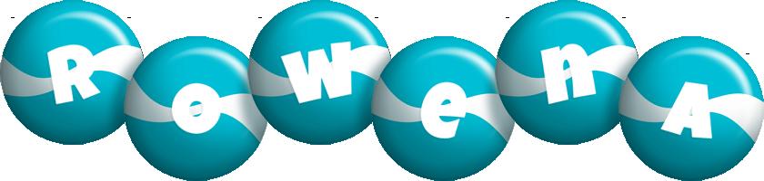 Rowena messi logo