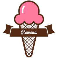 Rowena premium logo
