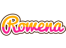 Rowena smoothie logo