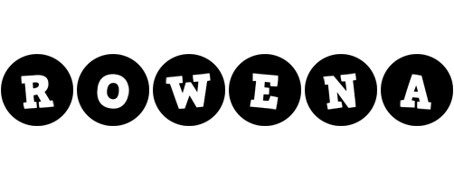 Rowena tools logo