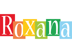Roxana colors logo