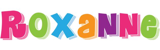 Roxanne friday logo