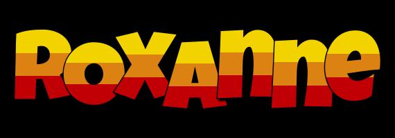 Roxanne jungle logo