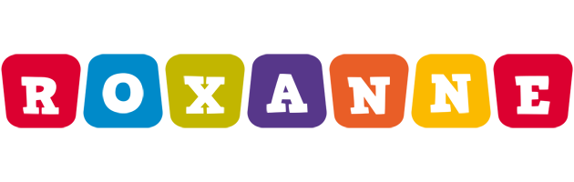 Roxanne kiddo logo