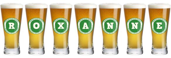 Roxanne lager logo