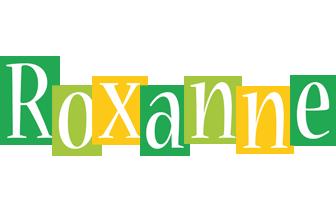 Roxanne lemonade logo