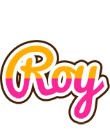Roy smoothie logo