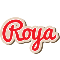 Roya chocolate logo