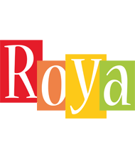Roya colors logo
