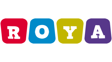 Roya daycare logo