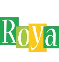 Roya lemonade logo