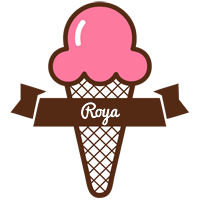Roya premium logo