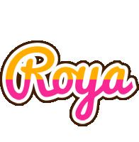 Roya smoothie logo