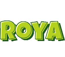 Roya summer logo