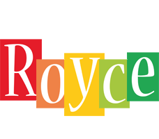 Royce colors logo
