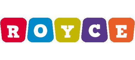 Royce kiddo logo