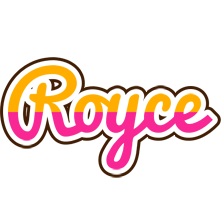 Royce smoothie logo