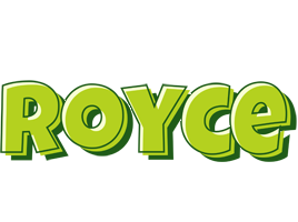 Royce summer logo