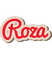 Roza chocolate logo