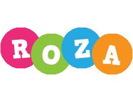 Roza friends logo