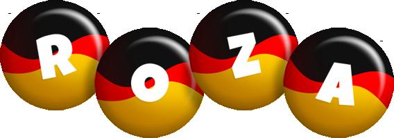 Roza german logo