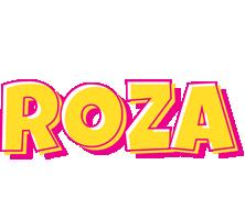 Roza kaboom logo